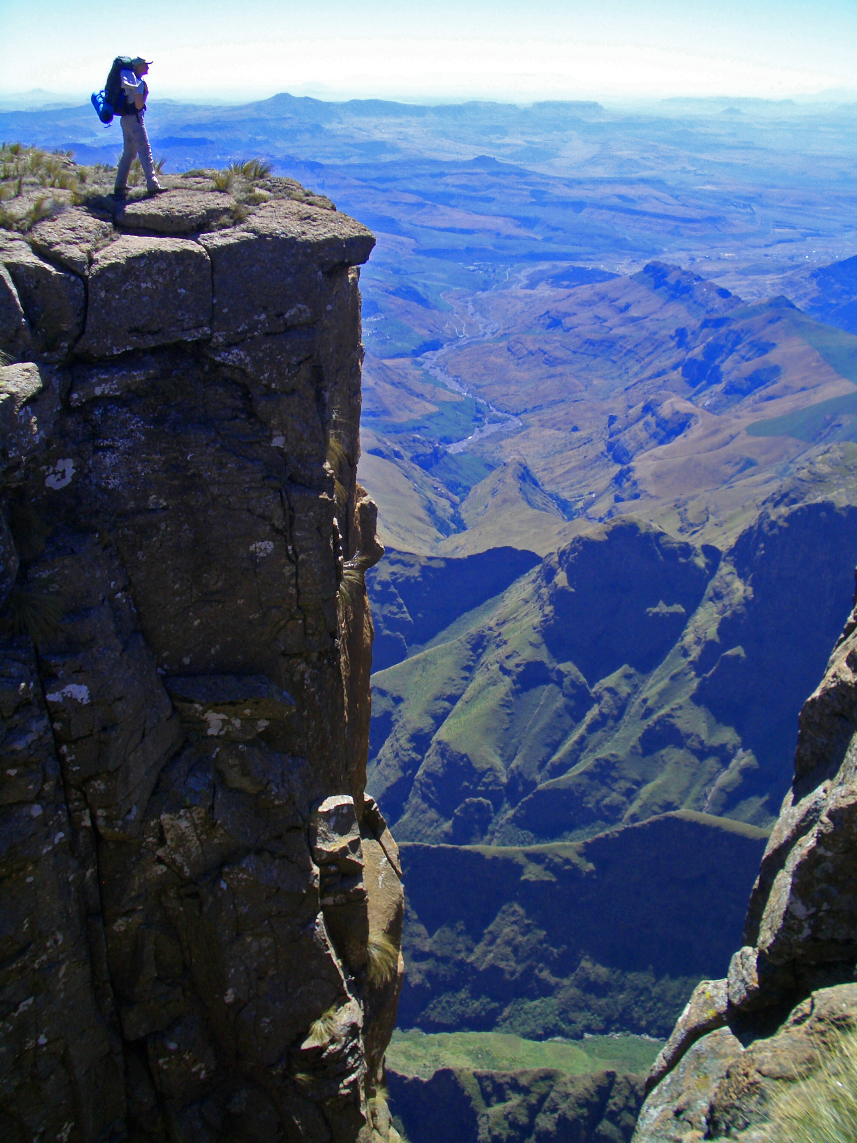 Drakensberg South Africa  city photo : Drakensberg – at the edge of heaven | Simply South Africa