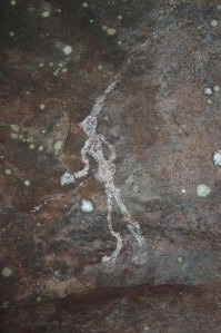 Leshiba rock art