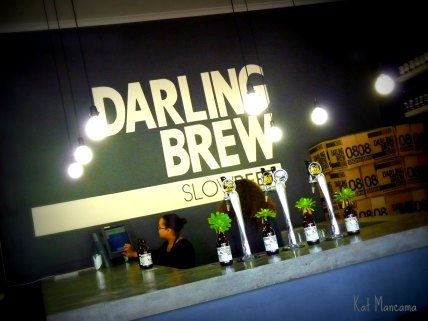 Darling Brew's Slow Quarters