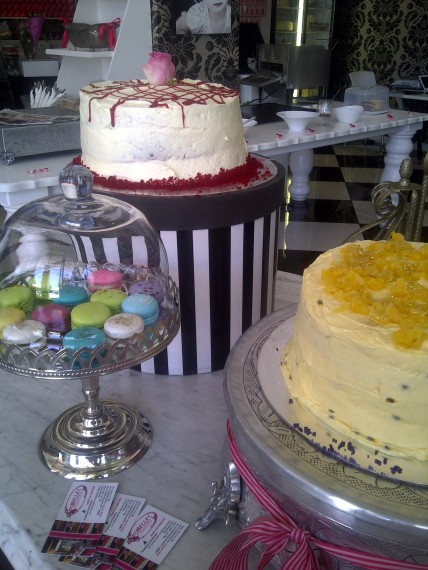 Isabella's cake and food shop