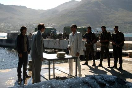Lord of War set in Hout Bay