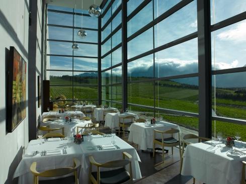 The restaurant. Photo courtesy: Waterkloof