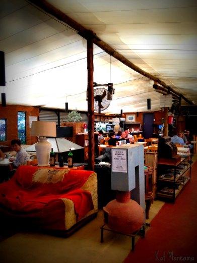 Cosy Karoo cafe