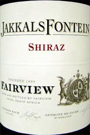 Jakkalsfontein shiraz